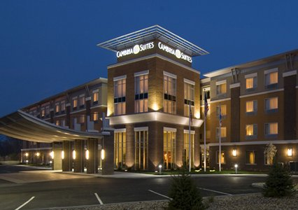 Cambria Suites Akron Canton Airport Oh344 1787 Thorn Drive Uniontown Oh Us 44685 Via I 77 Quikey Solutions Online Mckinley Grand Hotel